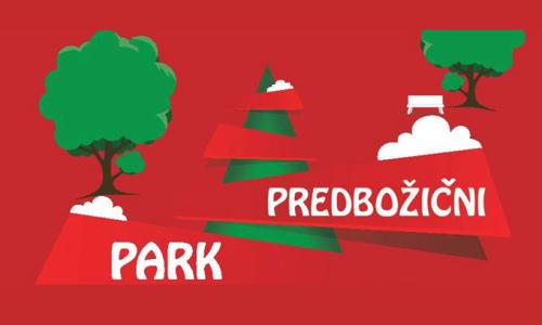 Predbožični park