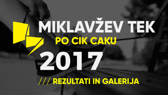 Miklavžev tek 2017