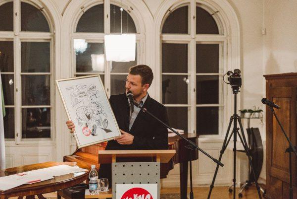 Aljaž Verhovnik nominiran za osebnost leta Koroške!
