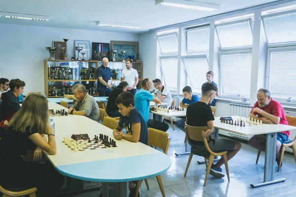 Šahovski turnir Mladinskega sveta Ravne