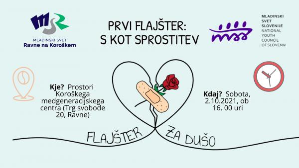 Read more about the article PRVI FLAJŠTER: S kot SPROSTITEV